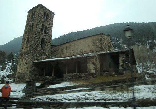 Bus Turístico de invierno en Andorra 12