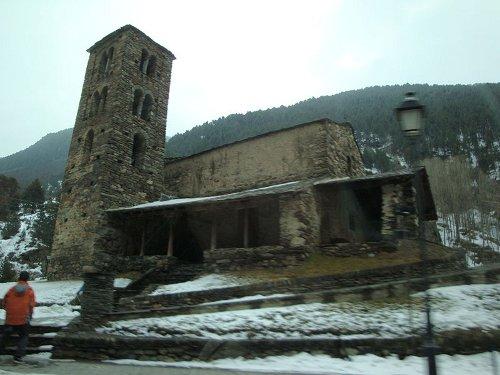 Bus Turístico de invierno en Andorra 1