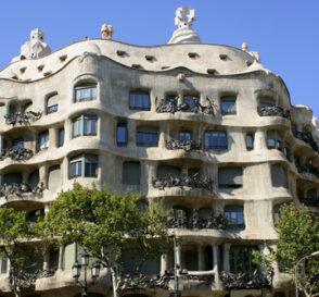 La Pedrera, Casa Milá en Barcelona 2
