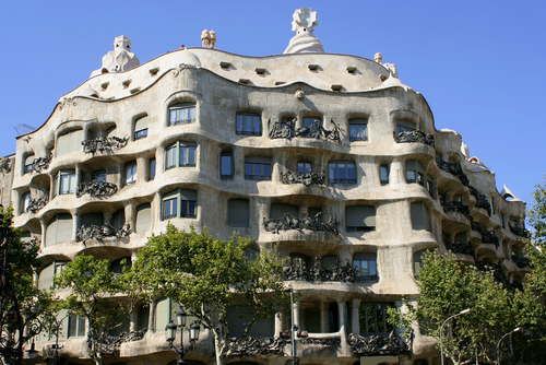 La Pedrera, Casa Mil en Barcelona