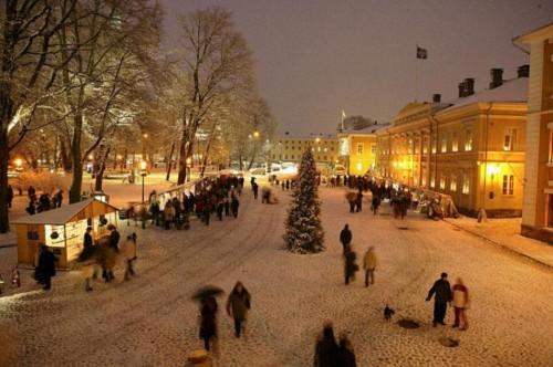 Viajar a Helsinki en invierno y Navidad 1