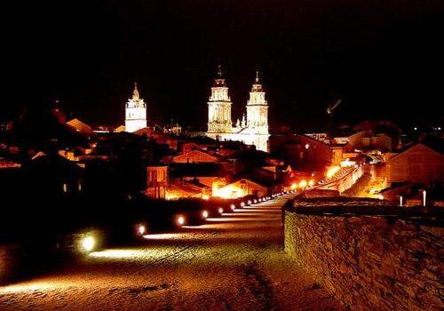 Lugo, ciudad con encanto en Galicia 1