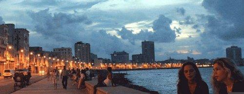 El Malecón de La Habana 1