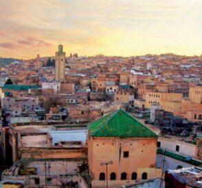 Navidad en Marrakech 1