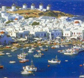Mykonos, la reina de las Islas Cícladas 2