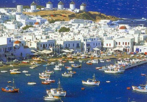 Mykonos, la reina de las Islas Cícladas 19