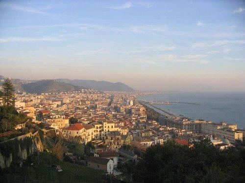 Costa Amalfitana y la Campania en Italia