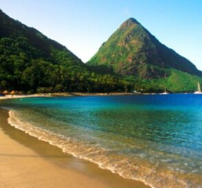 Santa Lucía, la isla más perfecta del Caribe 1