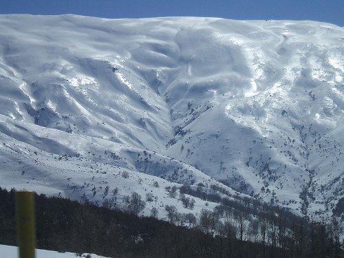 Sierra Nevada para los más pequeños