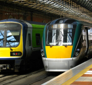 Viajar en tren por Irlanda 3