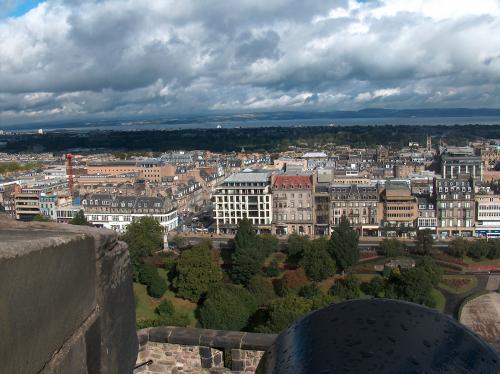 Escapada a Edimburgo 1