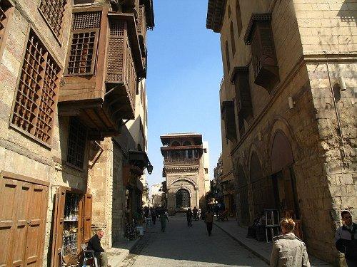 El Cairo, extraña ciudad milenaria 2