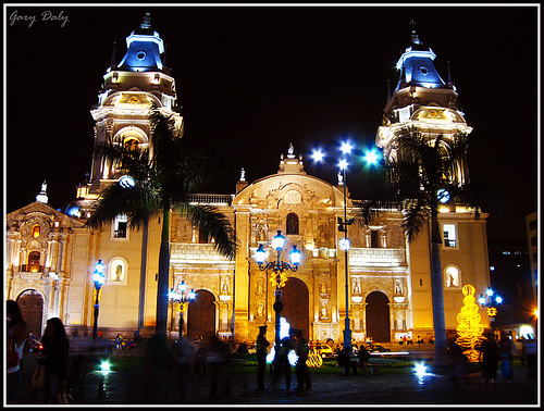 Lima, historia viva de América