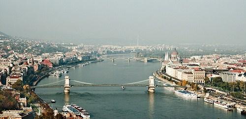 Budapest, la reina del Danubio 1