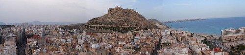 Alicante, ciudad abierta al mar