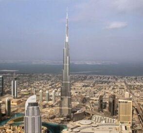 Burj Dubai, el edificio más alto del mundo 3