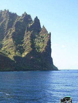 Las Marquesas, en la Polinesia 1
