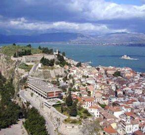Nauplia, excursión desde Atenas 1