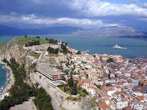 Nauplia, excursión desde Atenas