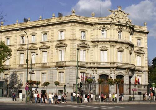 Visita el Palacio de Linares en Madrid 1