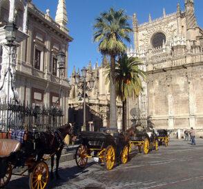 Hoteles con encanto en Sevilla 3
