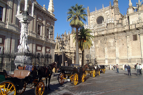 Hoteles con encanto en Sevilla 1