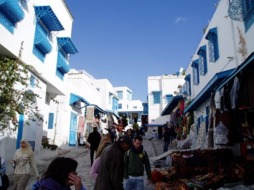 Sidi Bou Said, la ciudad más bonita de Túnez 1