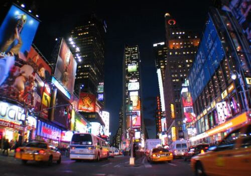 Times Square, el corazón de Nueva York 5