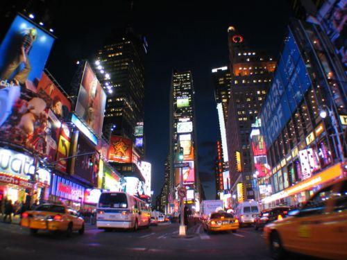 Times Square, el corazón de Nueva York