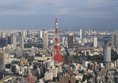 Visita la Torre de Tokio 10