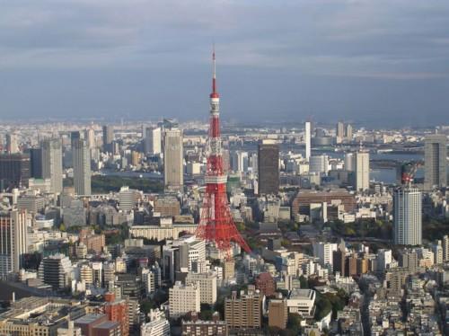Visita la Torre de Tokio