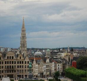 4 edificios que visitar en Bruselas 2