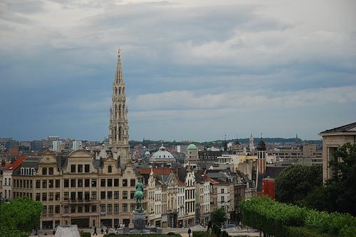 4 edificios que visitar en Bruselas 16