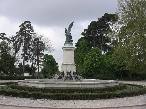 Parque del Buen Retiro en Madrid 1