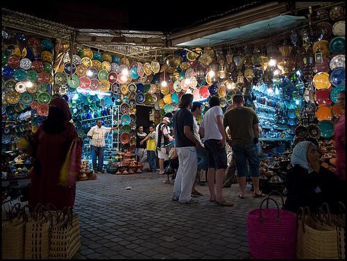 Vuelos económicos a Marruecos