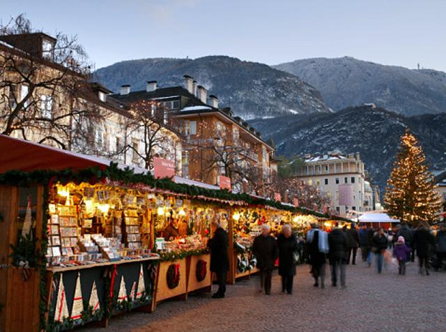 Fiestas de Navidad en Italia