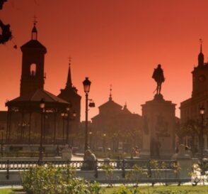 Alcalá de Henares, ciudad natal de Cervantes 2