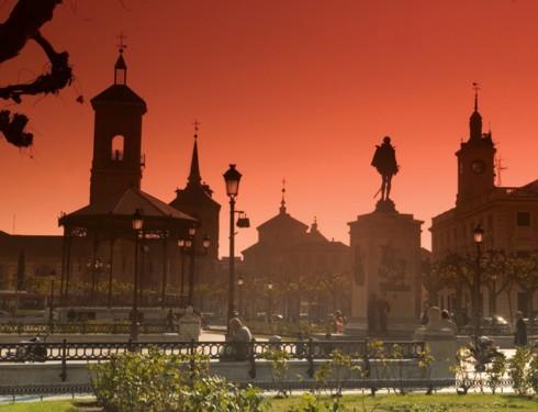 Alcalá de Henares, ciudad natal de Cervantes 1