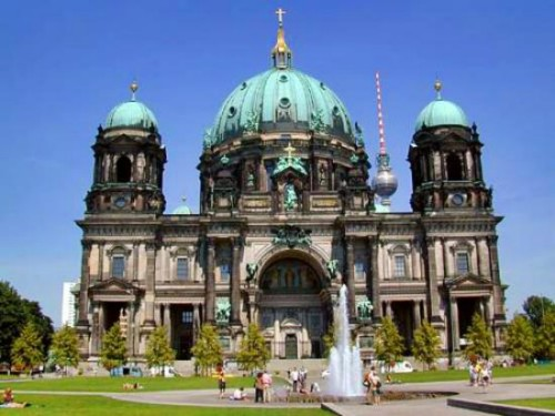 Visita la Catedral de Berlín 1