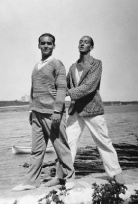 Exposición sobre Dalí y Lorca en Madrid 1