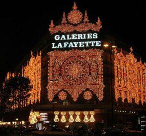 De tiendas por París 2