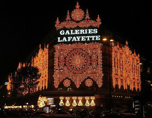 De tiendas por París