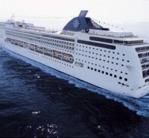 MSC Cruceros y Sospechosos en Alta Mar 2