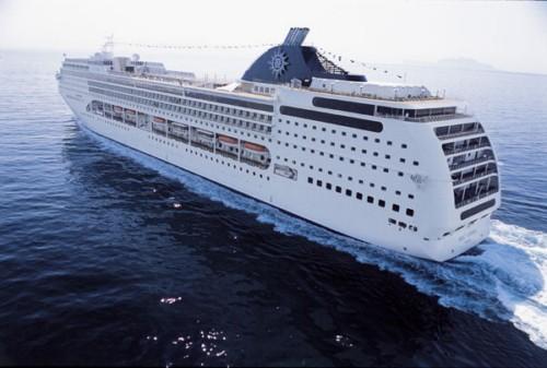 MSC Cruceros y Sospechosos en Alta Mar