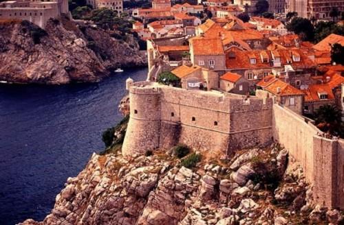 Recorre las murallas de Dubrovnik