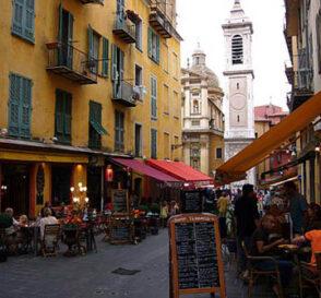 Un paseo por el centro histórico de Niza 1