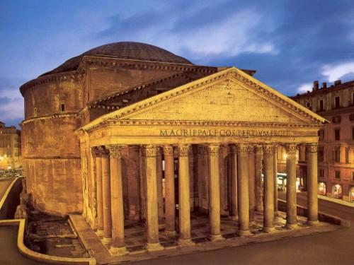 Visita el Panteón de Agripa en Roma 1