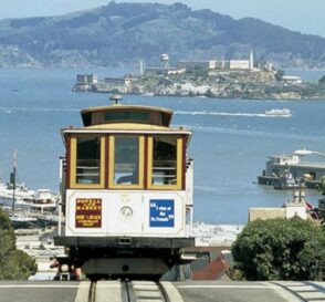 Un paseo en los tranvías de San Francisco 2