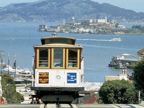 Un paseo en los tranvías de San Francisco 8