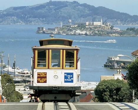 Un paseo en los tranvías de San Francisco 1